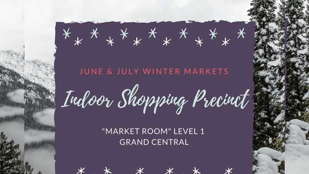 Indoor Winter Markets