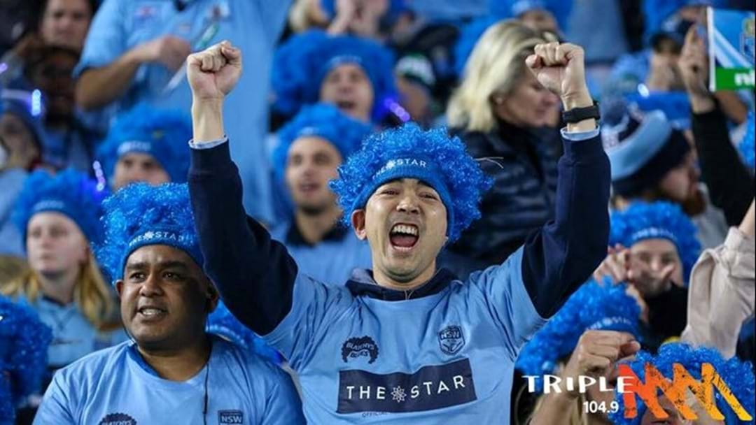 Win The First Blatchys Blues State of Origin II Tickets!