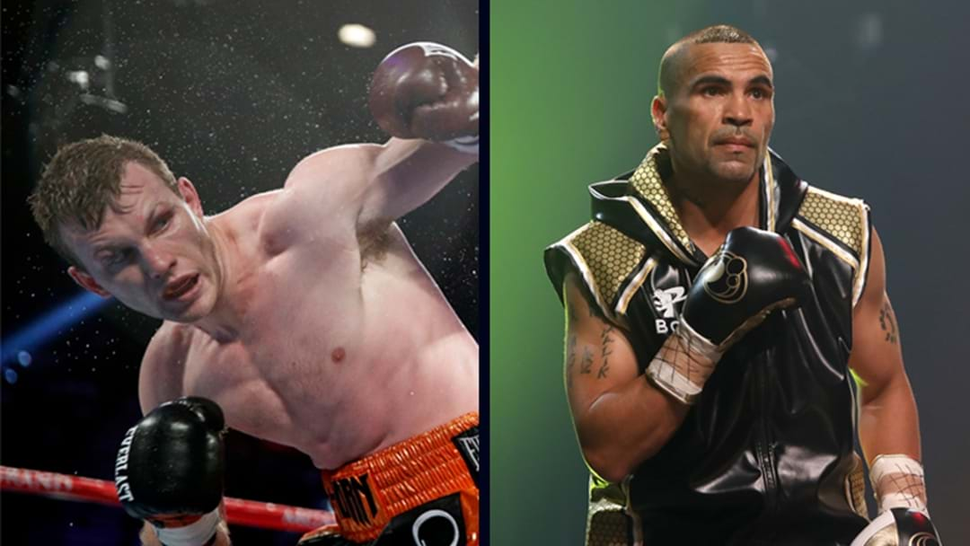 What's Next For Jeff Horn? Anthony Mundine Has A Great Idea...