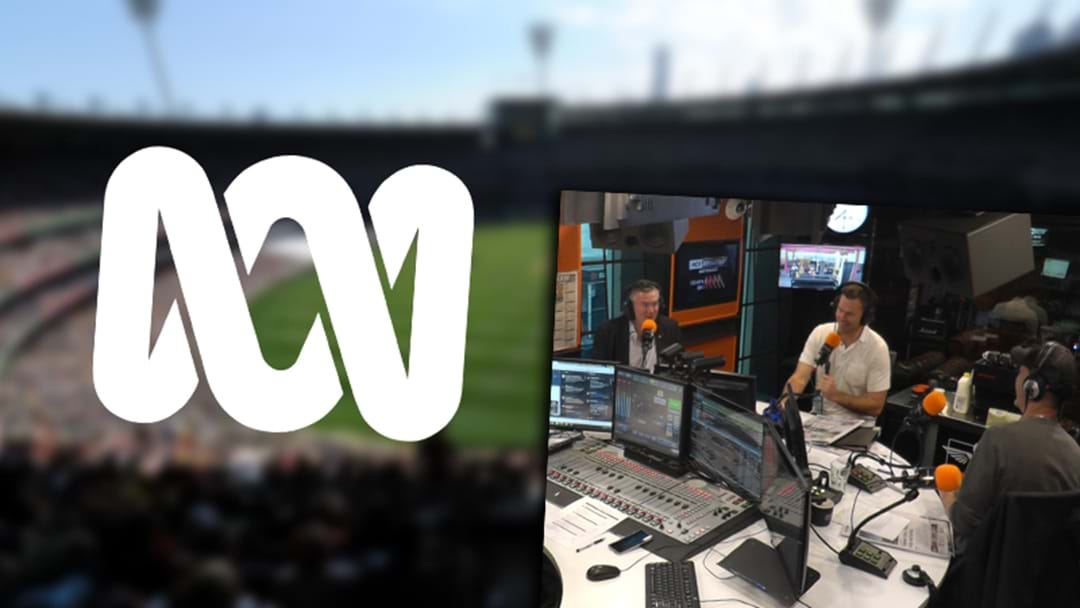 Hot Breakfast Whisper: ABC May Lose Cricket Rights