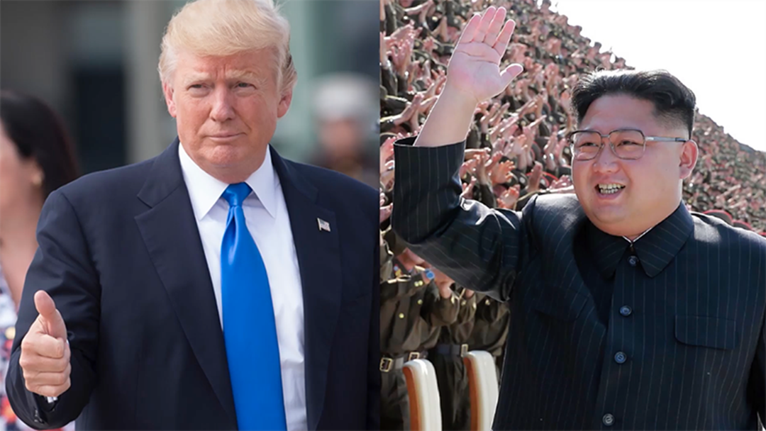 Trump Made A Bizarre Fake Movie Trailer To Convince Kim Jong Un To Move Towards Peace