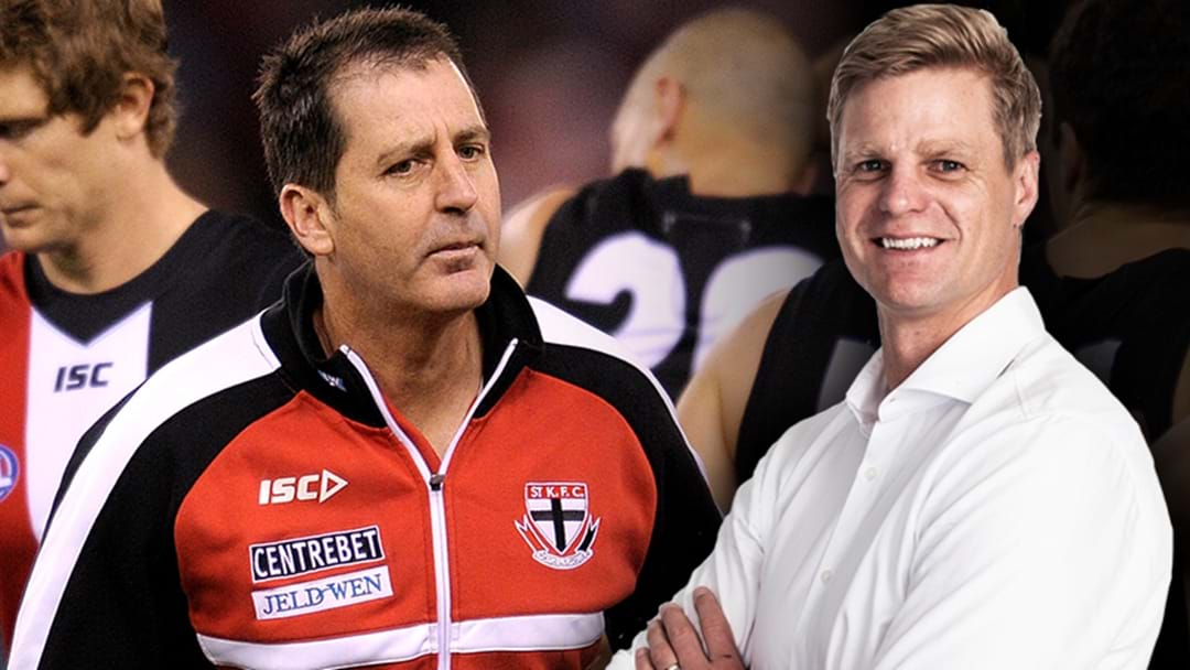 Nick Riewoldt Remembers Some Of Ross Lyon's Very Best One-Liners