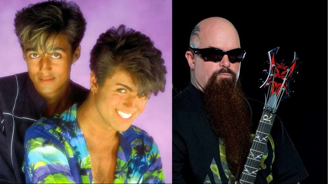 Some Legend Has Mashed Up Slayer With Wham And It Doesn't Suck