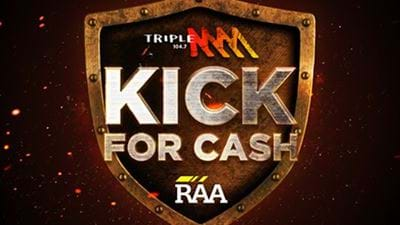 WATCH: $40K Kick here!