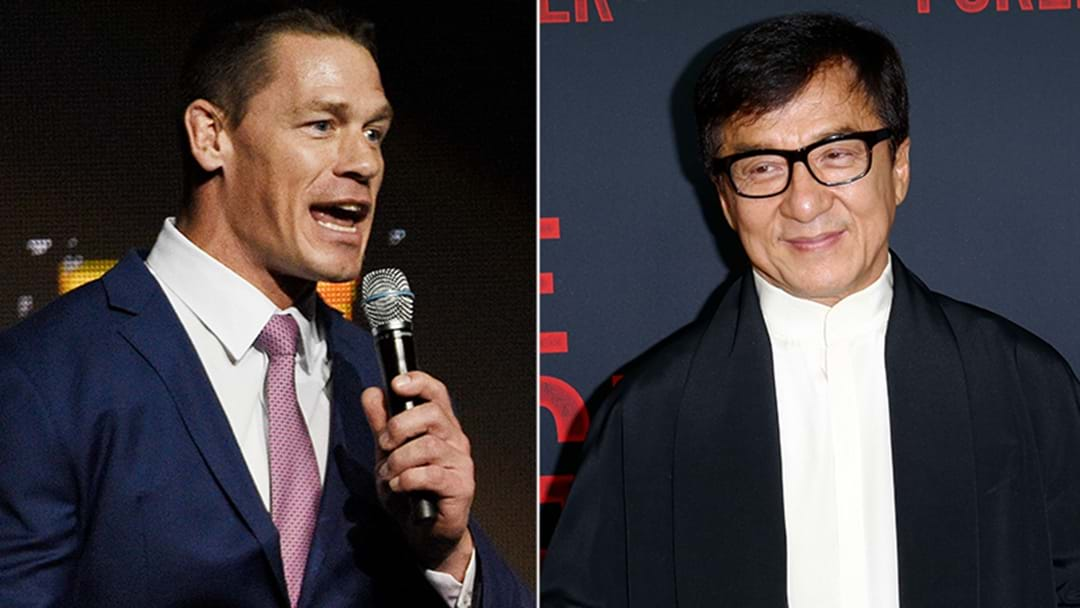 John Cena & Jackie Chan Are Going To Star In An Action-Thriller Together
