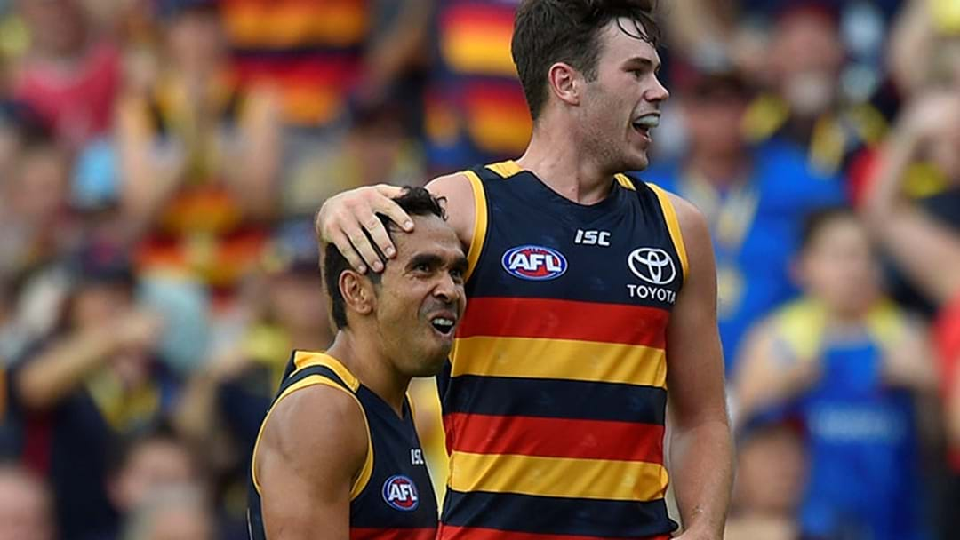 Damo Gives His Take On The Future Of Eddie Betts & Mitch McGovern