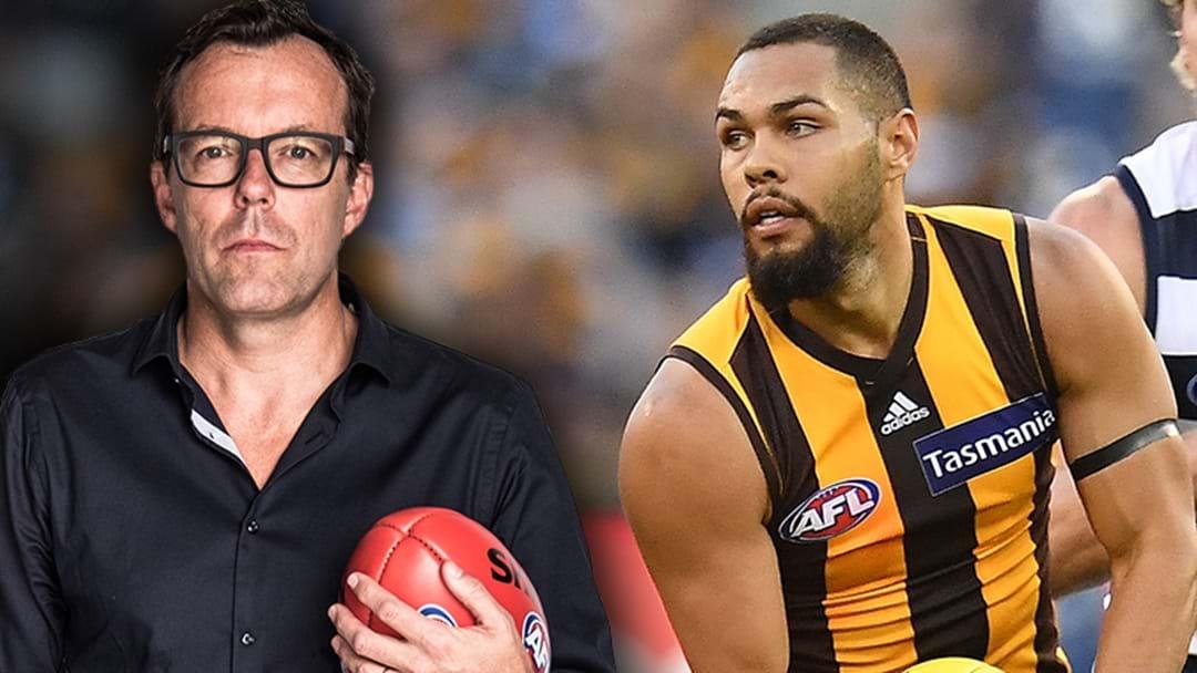 LISTEN | Damian Barrett Explains The AFL & Hawthorn's Secret Rule Trial