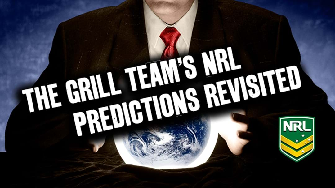 The Grill Team Revisit Their Top 8 Predictions From Earlier This Year