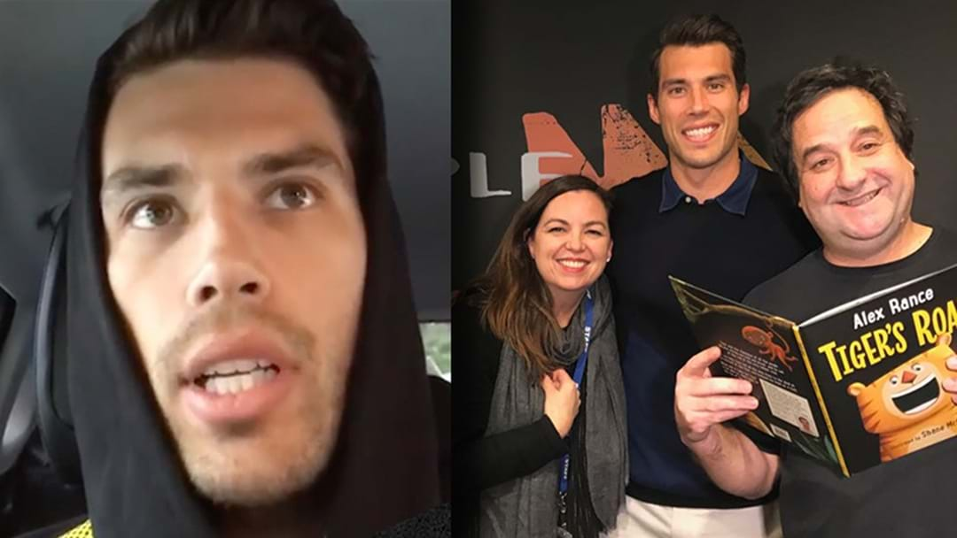 LISTEN | Alex Rance Explains Why He Released That Video On Eddie Betts
