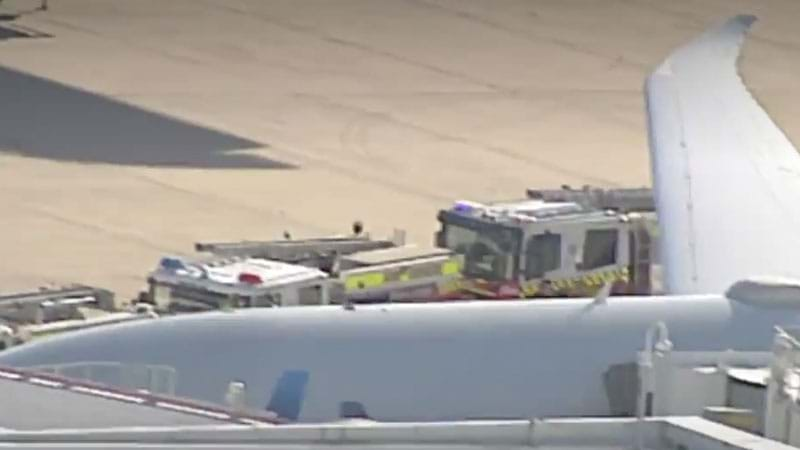 Article heading image for HAZMAT Crews At Sydney Airport After Substance Found