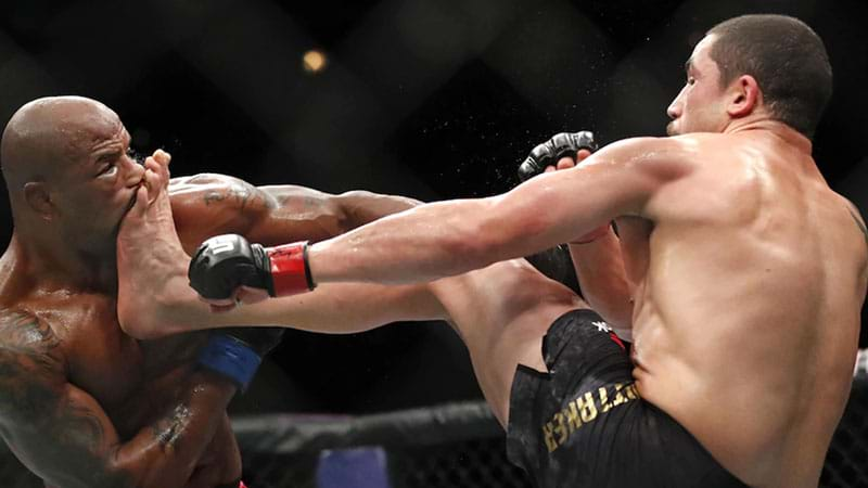 """Article heading image for """"I Can Feel The Tendons Stretching"""" - Rob Whittaker's Graphic Description Of UFC Fight"""