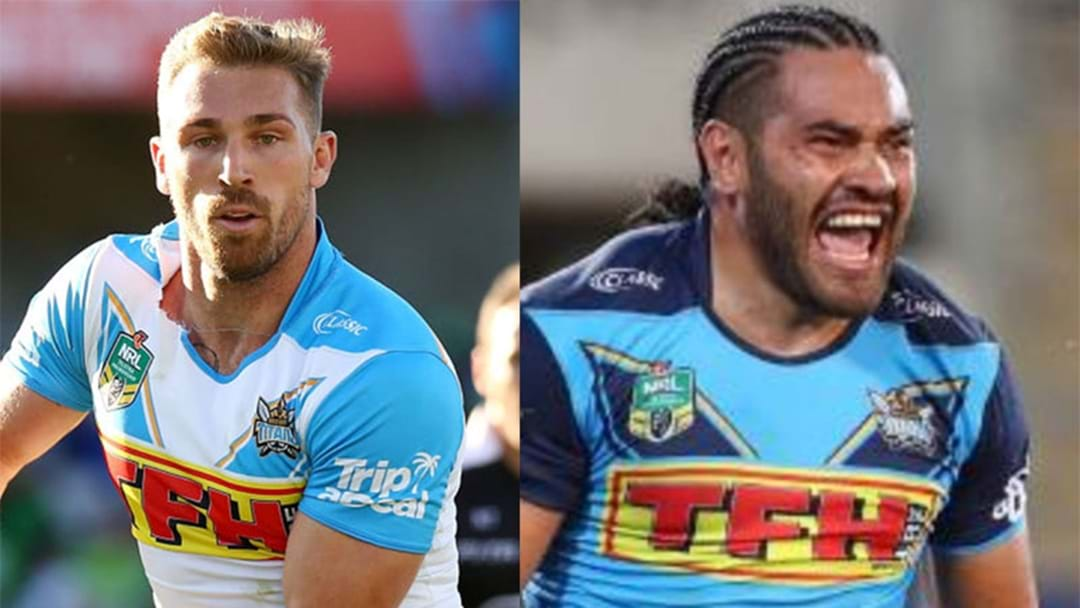"Garth Brennan's Brutally Honest Assessment Of His Titans ""Stars"""