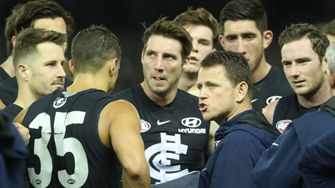 BT Took Calls From Carlton Fans At Half Time, And They Are FURIOUS