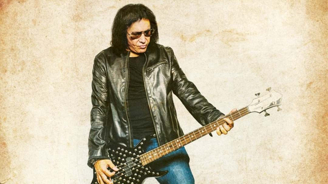 Win An Exclusive Rock Star Moment On Stage With Gene Simmons On His Upcoming Australian Tour!