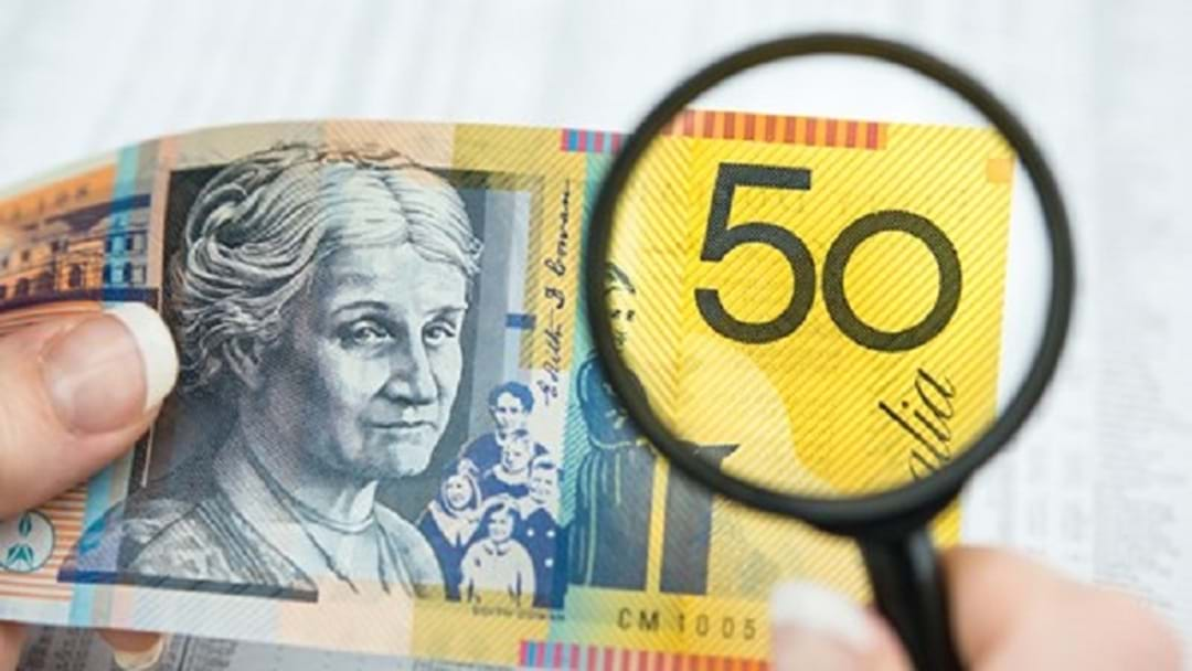 Fake $50 Notes Circulating Northern Gold Coast