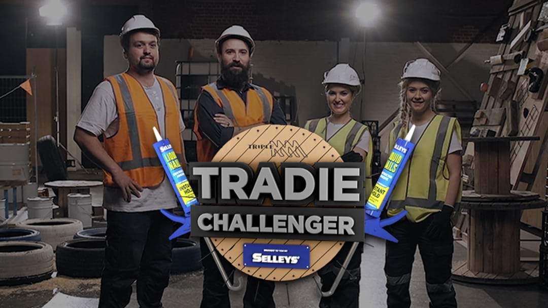 Triple M Presents Selleys Tradie Challenger: The Ultimate Obstacle Course