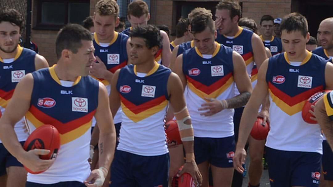 Adelaide's SANFL Side Got Belted On The Weekend