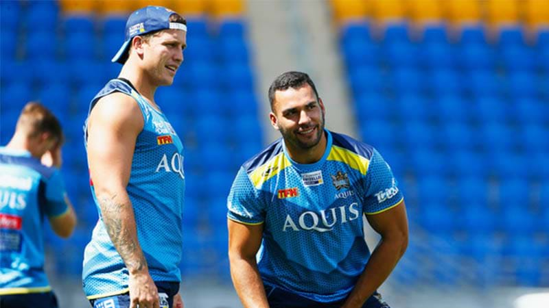 """Article heading image for """"They're Soft"""" - Ryan James Rips Into Queensland Club Teammate Jarrod Wallace & Jai Arrow"""