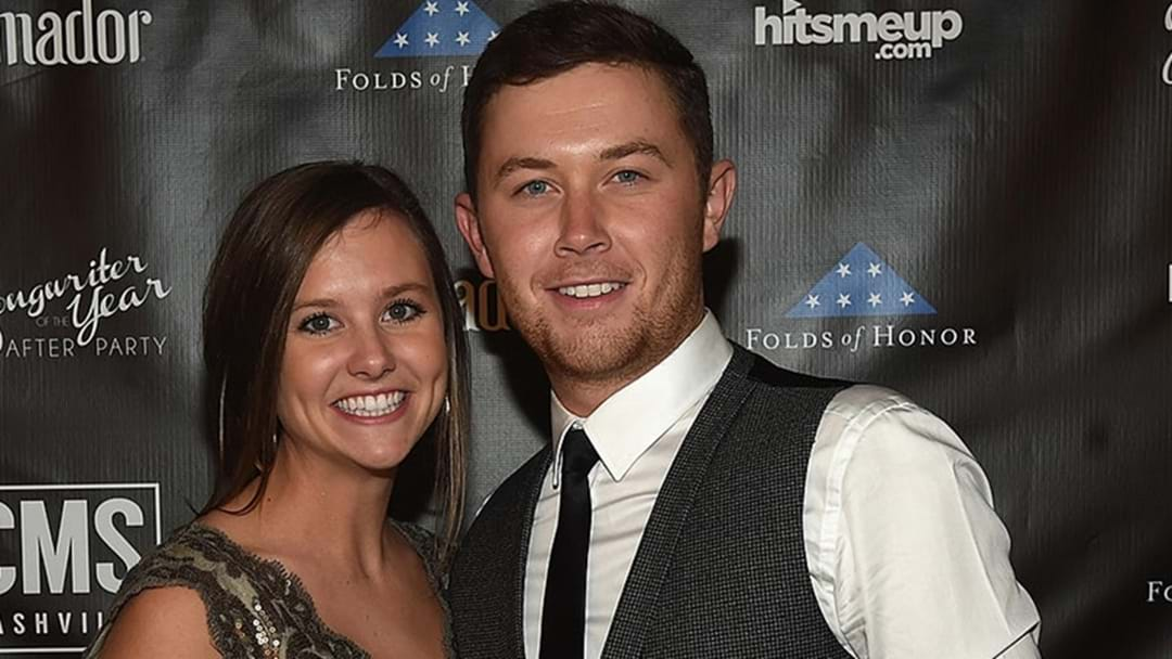 Scotty McCreery Is A Married Man