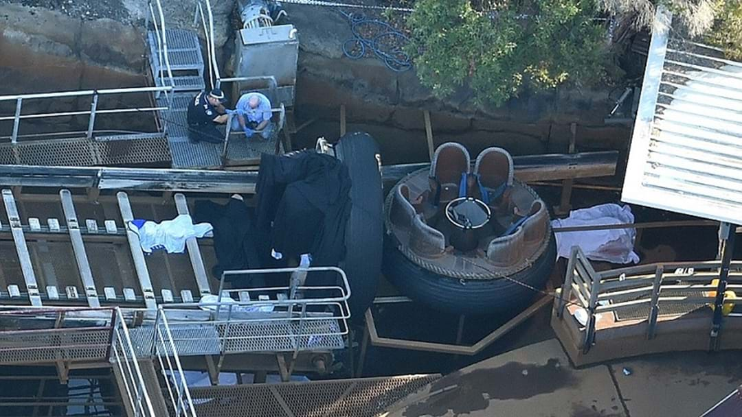 DREAMWORLD: Day Two Of Inquest Into Ride Tragedy Begins