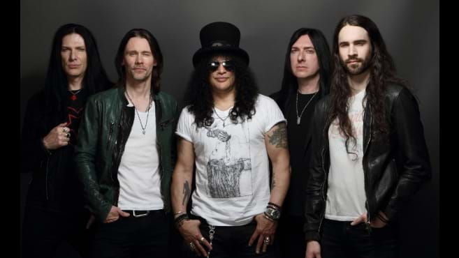 Article heading image for Slash Announces New Album With Myles Kennedy & The Conspirators