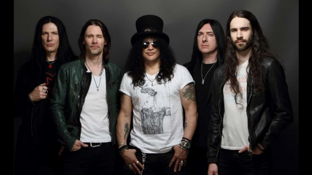 Slash Announces New Album With Myles Kennedy & The Conspirators