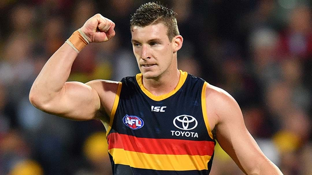 Rory Sloane Suggests Josh Jenkins May Have Got It Wrong When Saying His Shot Hit The Post