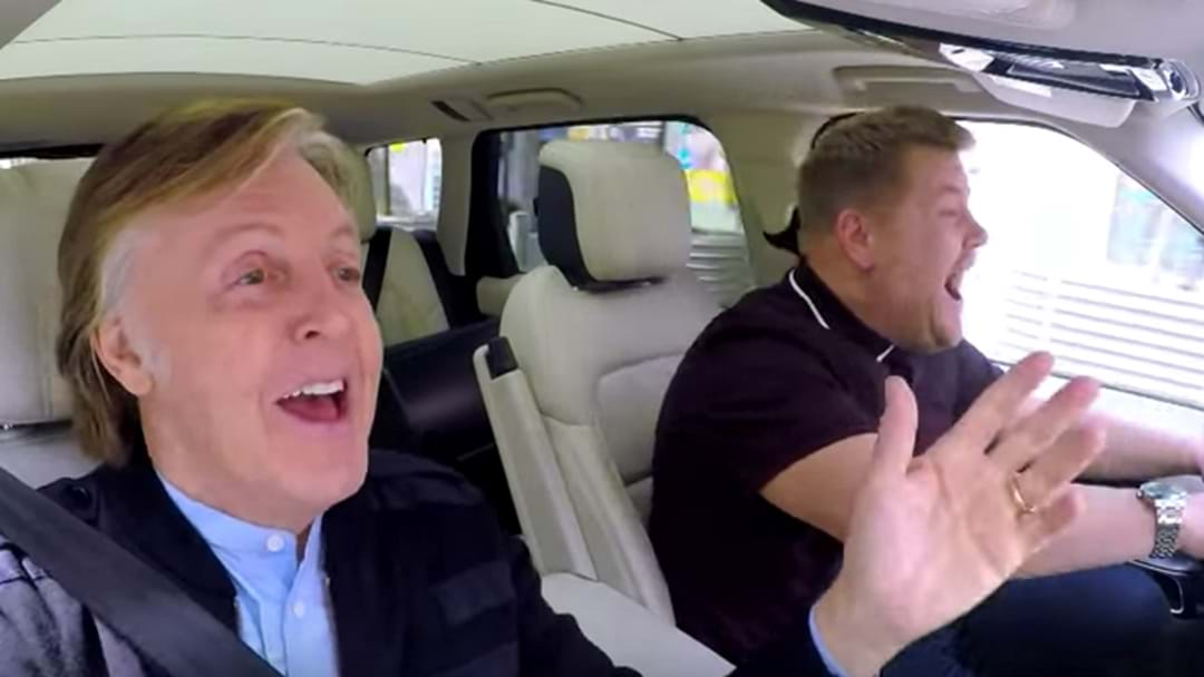 Will Paul McCartney On Carpool Karaoke Be The Funniest Yet?