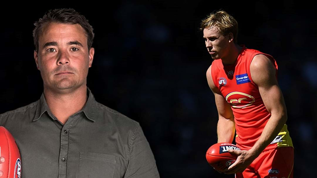 "Jay Clark Says The Gold Coast Suns Are ""Quite Convinced"" Tom Lynch Is Leaving"