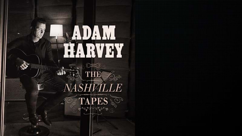 Article heading image for Adam Harvey to Release New Album