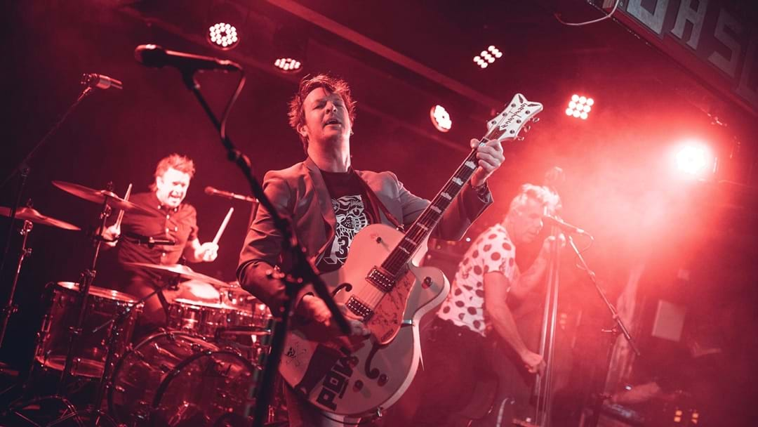 LIVE REVIEW: What We Thought Of The Living End's New Music Preview Gig