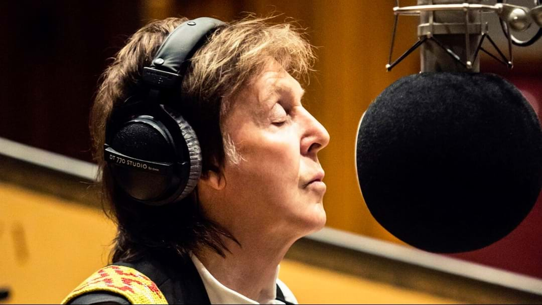 LISTEN: New Music From Paul McCartney Is Here