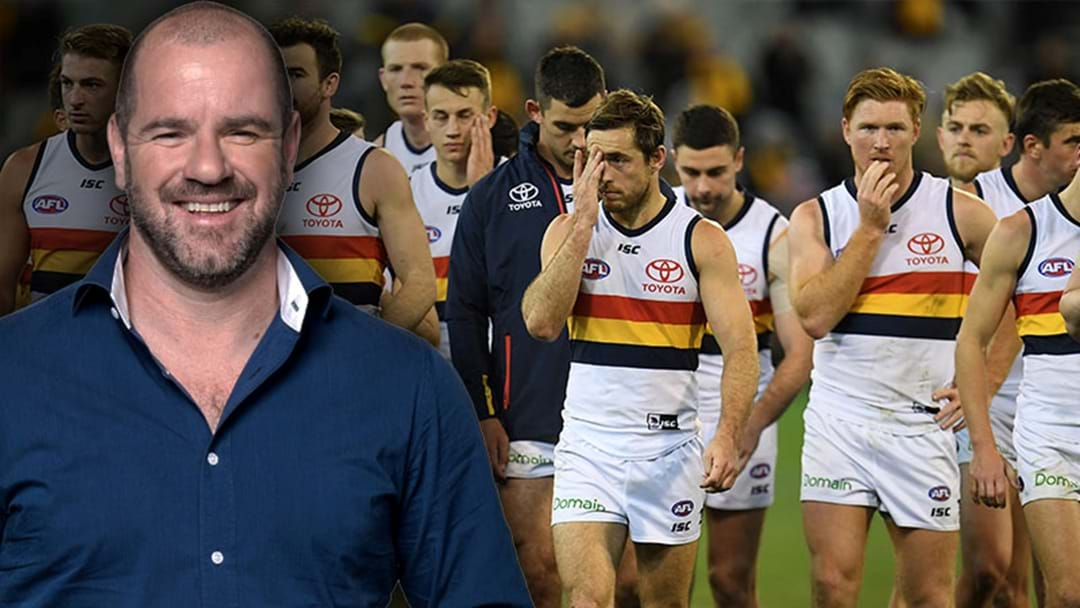 Mark Ricciuto Addresses Adelaide's Infamous Pre-Season Camp