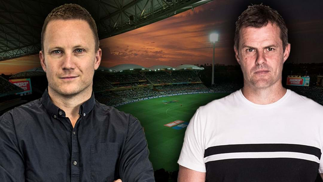 Listen To Nathan Brown Take The Piss Out Of Luke Darcy In His New Segment
