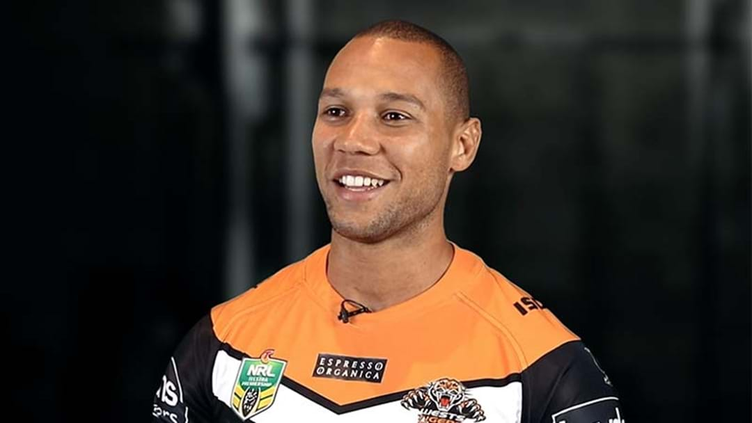 Why Moses Mbye Captaining The Wests Tigers Is A Stroke Of Genius