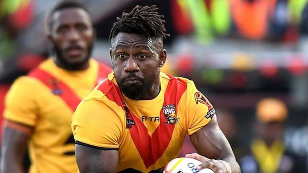 James Segeyaro's Interesting Perspective On A Possible PNG NRL Team