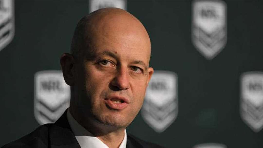 Triple M's Mark Geyer Goes One-On-One With NRL CEO Todd Greenberg After The Bulldogs Mad Monday Scandal