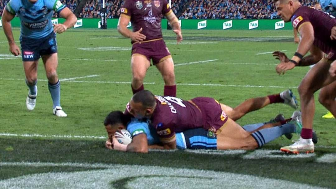 'An All-Or-Nothing Play Has Put NSW Back In The Game'