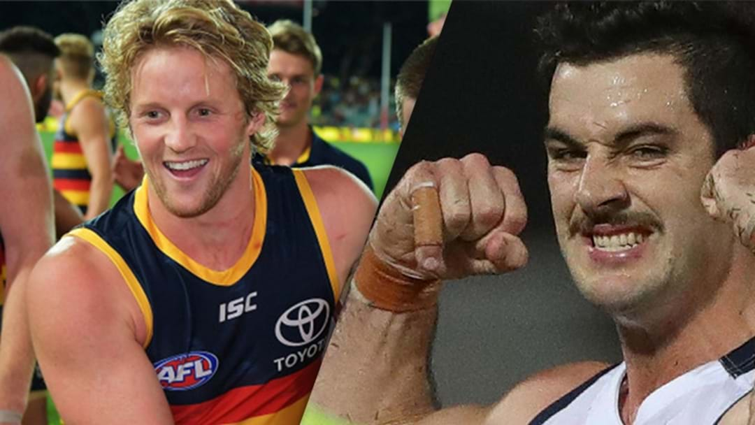 "Tex Walker Says Rory Sloane Is A ""Very Good Chance"" To Return This Week"