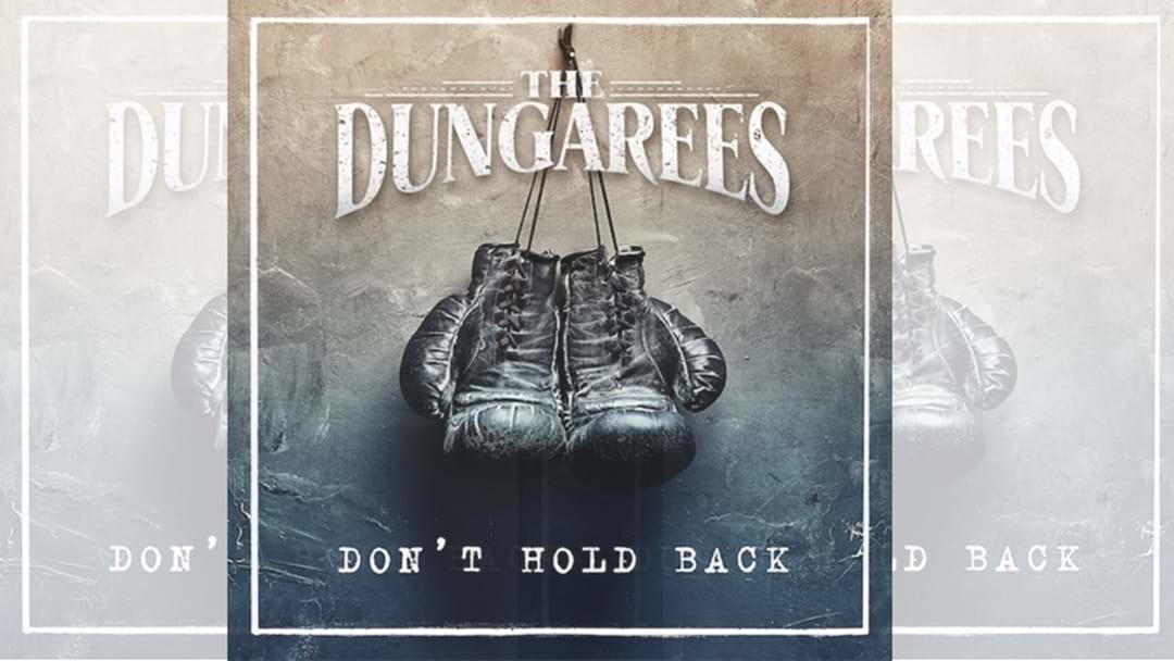 "The Dungarees ""Don't Hold Back"" In New Single"
