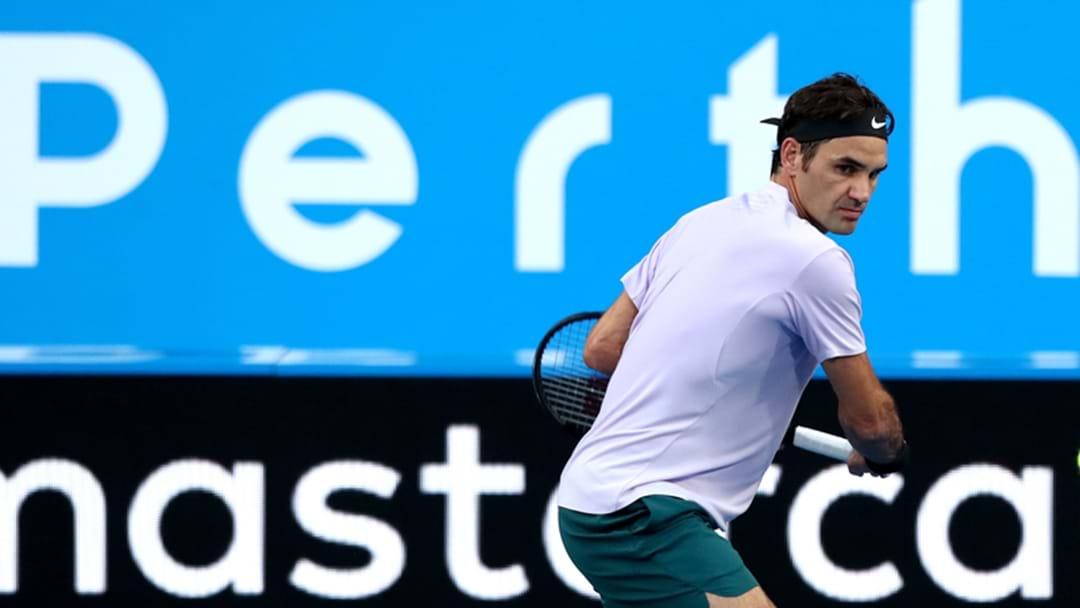 Federer Confirms For Hopman Cup Return
