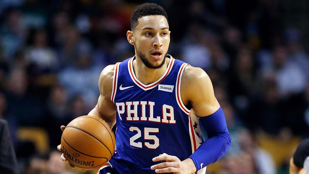 Ben Simmons Officially Named NBA Rookie Of The Year