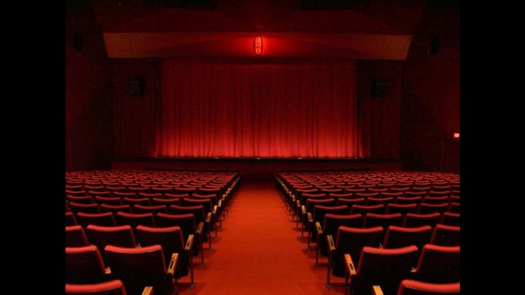 Upcoming Movie at the Betty Terry Community Theatre