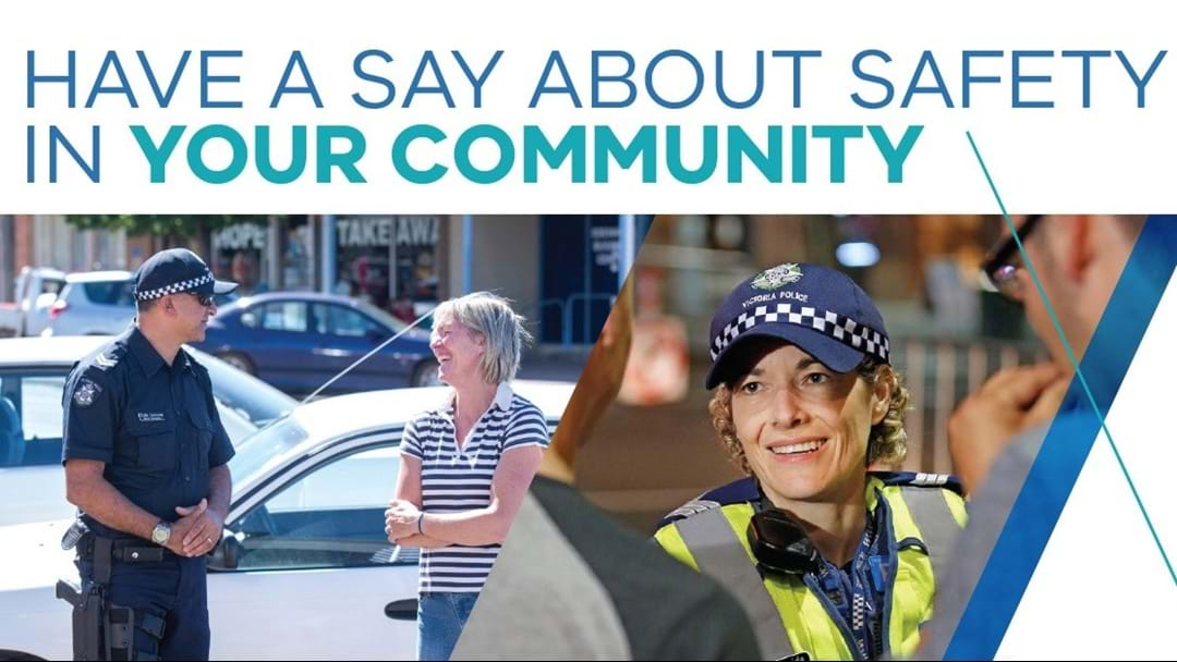 GIVING GREATER SHEPPARTON RESIDENTS A GREATER VOICE IN COMMUNITY SAFETY