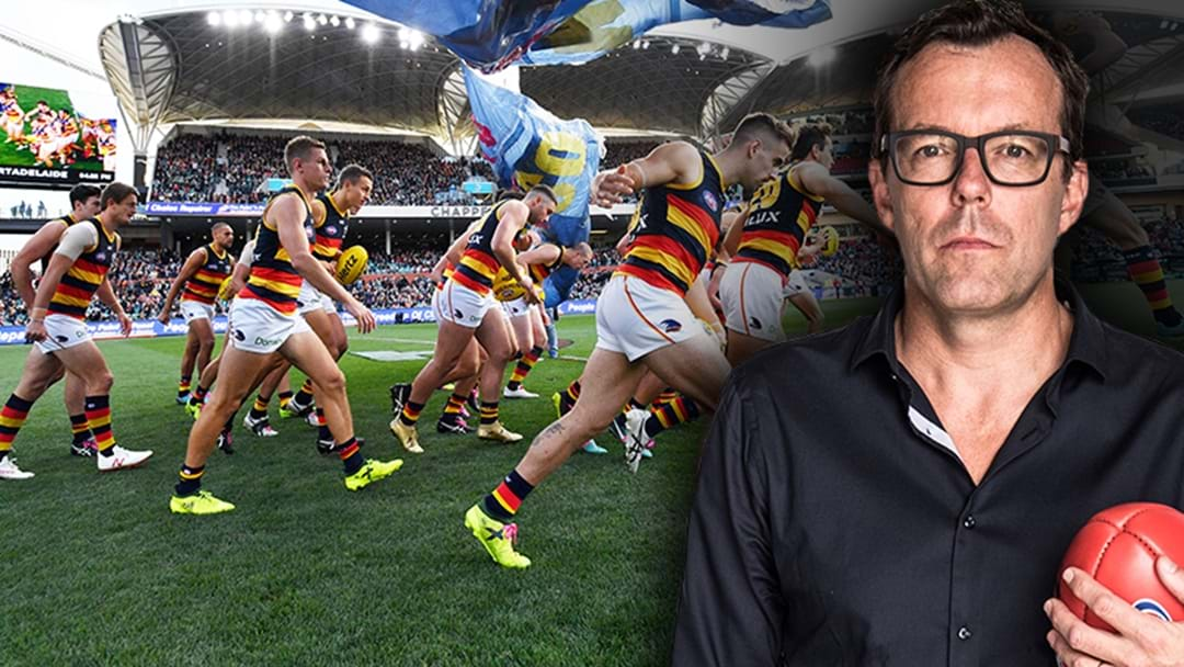 "LISTEN | Damian Barrett Believes Adelaide's 2018 Issues Could Force Players To ""Explore"" A Trade"