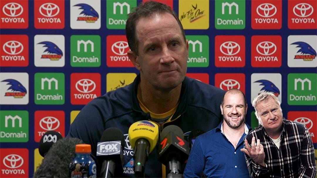 LISTEN: Don Pyke Joined Roo And Ditts To Answer All The Tough Mid-Season Questions