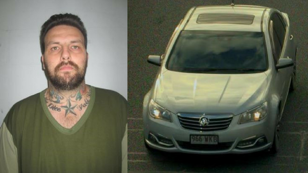 QLD Police Release Image of Man Wanted in Homicide Investigation