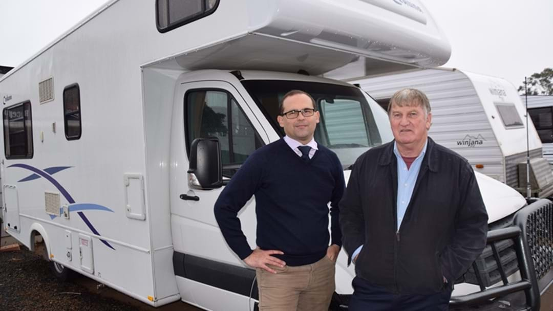 State Government's Luxury Vehicle Tax Hits Grey Nomad's