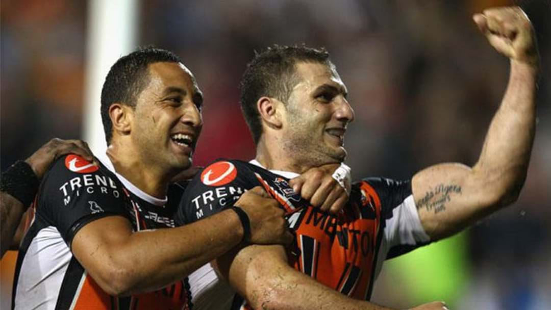 Robbie Farah Opens Up On His Relationship With 'Best Mate' Benji Marshall