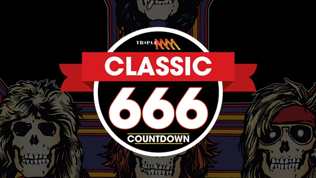 Triple M Are Counting Down Your Top 666 Classic Rock Requests Of All Time